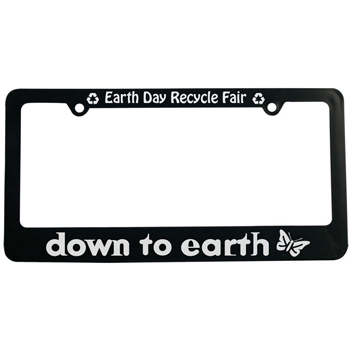 Classic License Frame