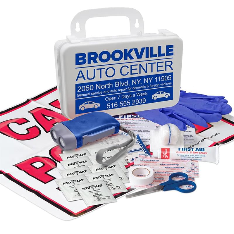 Auto Emergency First Aid Kit