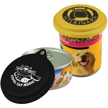 Pet Food Can Lid