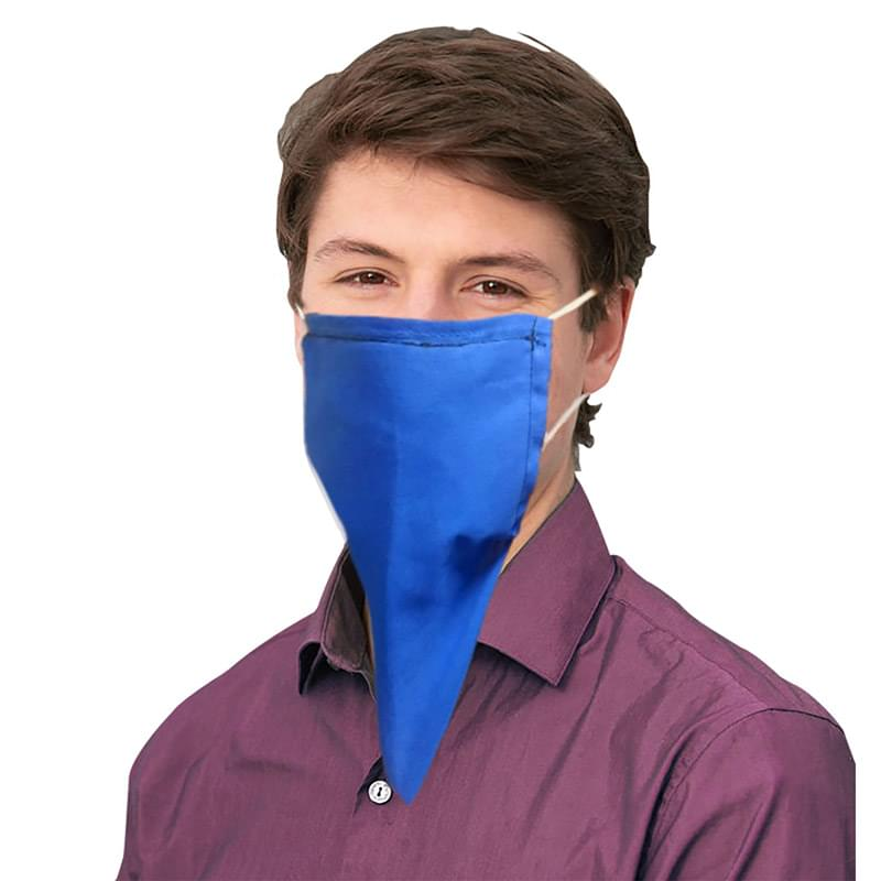 Cotton Bandana Face Mask 1 - Ply