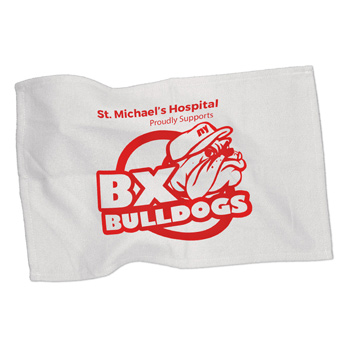"11""x18"" Microfiber Rally Towel"