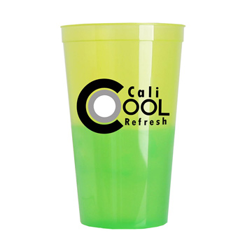 22 Oz. Cool Color Change Cup