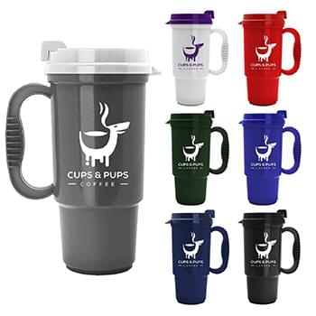 The Commuter - 16 oz. Auto Mugs