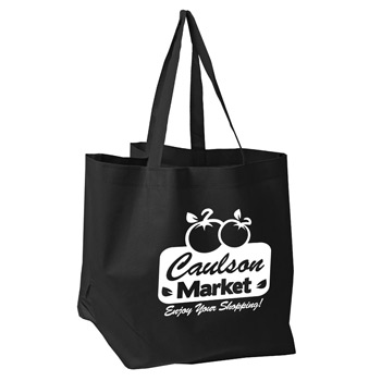 The Shopper - Non woven Grocery Tote