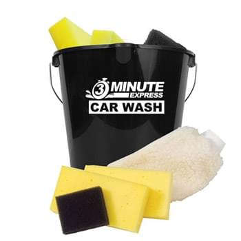 Wash 'N Buff Car Wash Kit