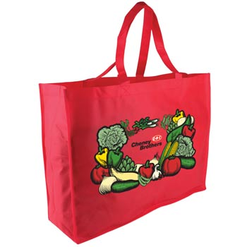 "The Trade Show - 20"" Non-woven Tote-DP"
