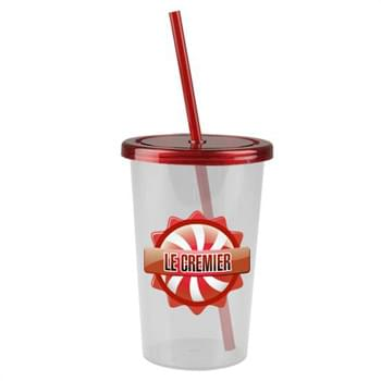 The Patriot - 20 oz. Travel Tumbler-DP
