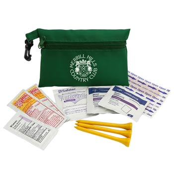Zip Tote Golf Kit