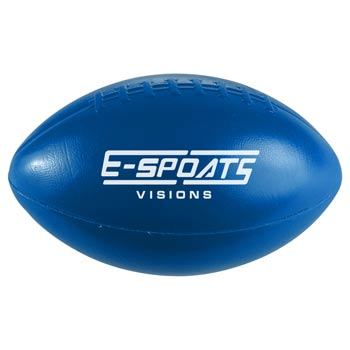 "6"" Plastic Football"