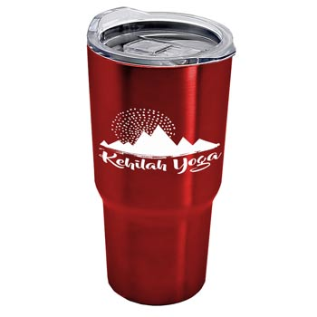 Excursion - 18 oz. Stainless Steel Auto Tumbler