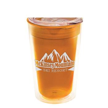 14 oz. Transparent Auto Tumbler