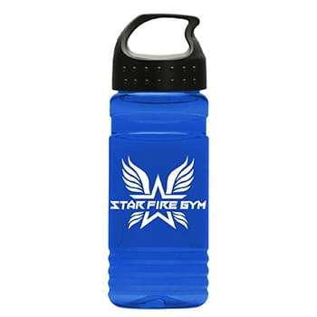 20 oz. Tritan Sports Bottle - Crest Lid