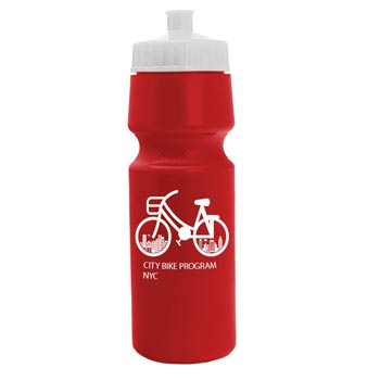 24. oz. Venture Bike Bottle Colors
