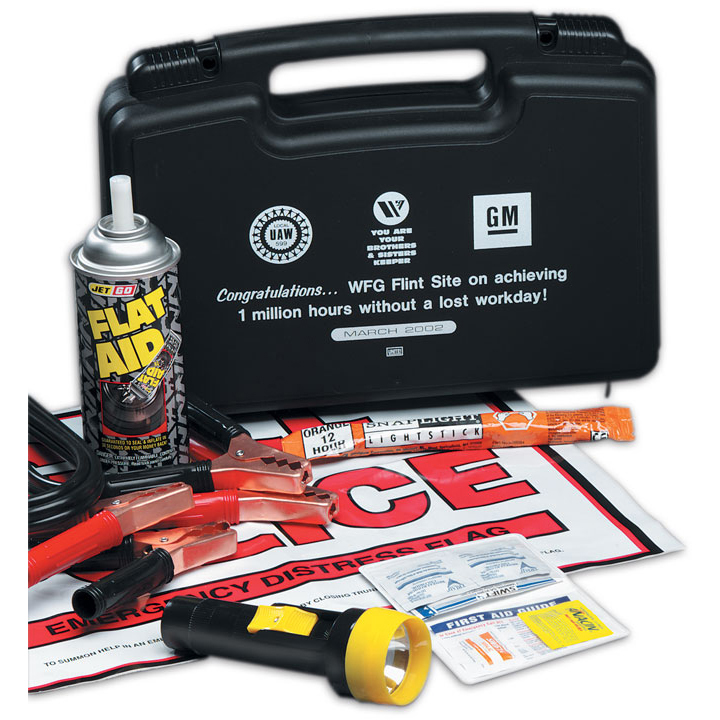 Deluxe Auto Emergency Kit
