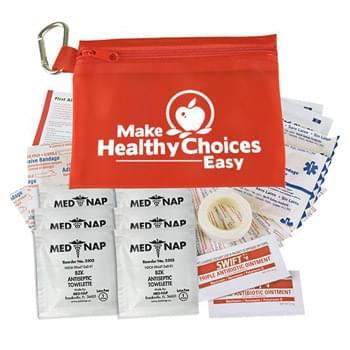 Zip Tote Medical Kit